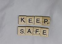 Keep Safe - Photo by Clarissa Watson